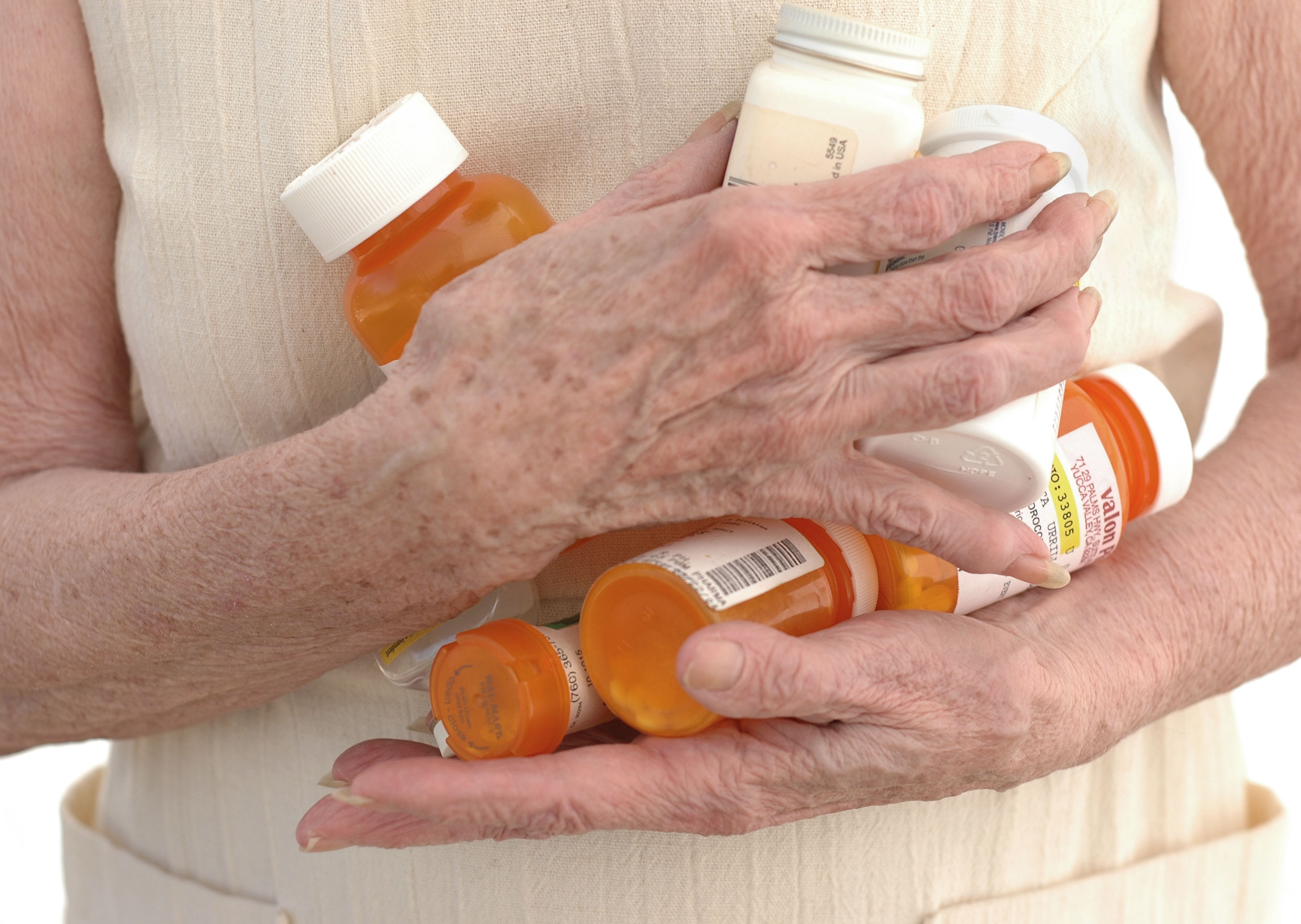 Medication Errors in the Elderly and Older Adults