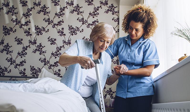 home caregivers for elderly seniors